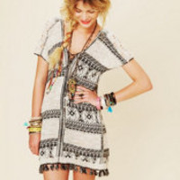 Free People Festival Blanket Tunic at Free People Clothing Boutique