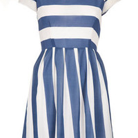 **Stripe Dress by Wal G