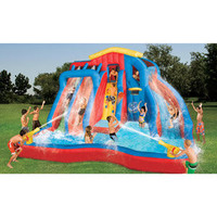 Hydro Blast Water Slide
