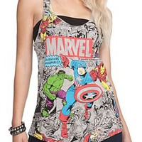 Marvel The Avengers Girls Tank Top - 523583
