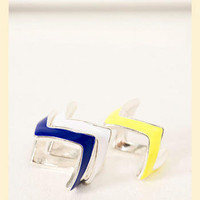 Zig Zag Ring Set - Francesca's Collections