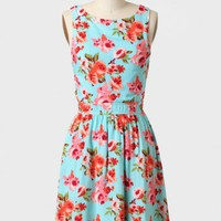 roberta floral dress at ShopRuche.com