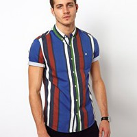 ASOS Shirt With Print at asos.com