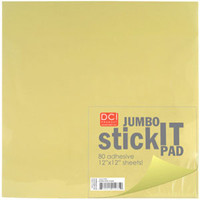 Jumbo Stick It Pad      198376600 | novelties | Tillys.com