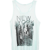 New York Lover Tank