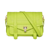 Neon Cambridge Satchel  Faboutique
