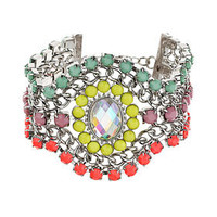City Lights Oval Stone Bracelet - View All - Jewellery  - Bags & Accessories