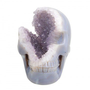 Love, Adorned : LARGE AMETHYST SKULL