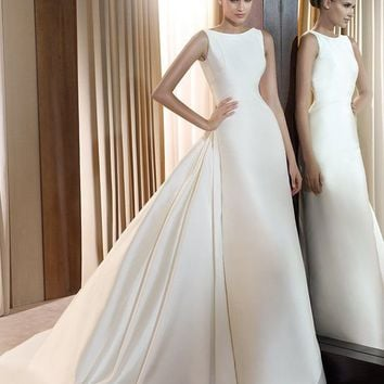 Cheap Pronovias Wedding Dresses - Style Icaro - Only USD $399.20