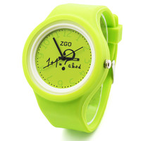 Waterproof Candy Color Watch for Summer