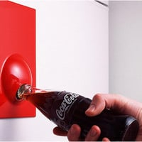 Fridge Magnet Bottle Opener