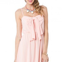 Miranda Dress in Pink - ShopSosie.com
