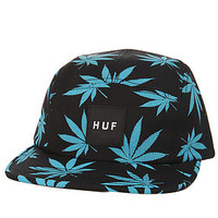 HUF The Plantlife Box Logo Volley in Black : Karmaloop.com - Global Concrete Culture