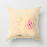 Made In Vintage  Throw Pillow by secretgardenphotography [Nicola]