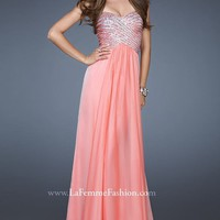 La Femme 18342 Dress - MissesDressy.com