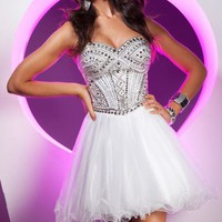 Tony Bowls ts11368 Dress - MissesDressy.com