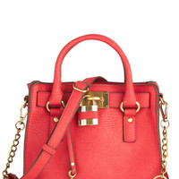 Full Course Load Bag in Red - 9.5"