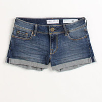 Bullhead Double Roll Blue Mirage Shorts at PacSun.com