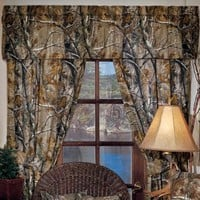 Amazon.com: Realtree All Purpose Valance: Home & Kitchen