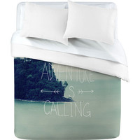 DENY Designs Home Accessories | Leah Flores Adventure Island Duvet Cover