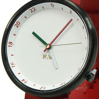 Nava Wherever Italy Red Watch - Cool Watches from Watchismo.com