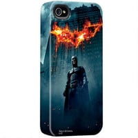 Batman Dark Knight Poster iPhone Case |