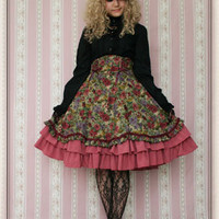 Forest Rose Skirt