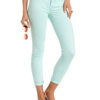 Refuge Colored Skin Tight Legging: Charlotte Russe