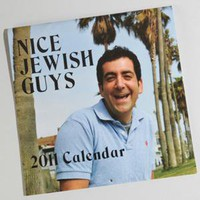 Nice Jewish Guys 2011 calendar