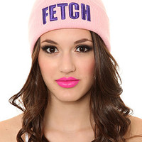 Beauty Forever Beanie Fetch