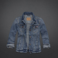 Point Mugu Denim Jacket