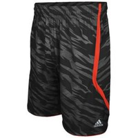 adidas College Impact Camo Premier Short - Men's at Champs Sports