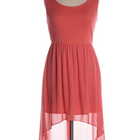 NEW: Guest List Dress in Coral - $44.95 : Indie, Retro, Party, Vintage, Plus Size, Convertible, Cocktail Dresses in Canada