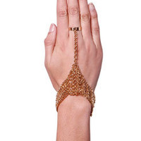Charlie Chain Hand Harness