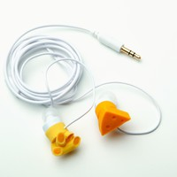 Macaroni &amp; Cheese Earbuds - Whimsical &amp; Unique Gift Ideas for the Coolest Gift Givers