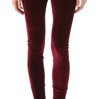 LNA Velvet Leggings | SHOPBOP