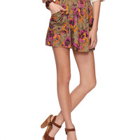 Flowering Swing Skirt | FOREVER21 - 2000015627