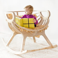 Wooden Rocking chair