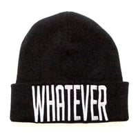 Whatever Beanie Hat | KILL STAR
