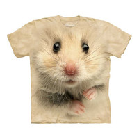 Big Face Hamster T-Shirt at Firebox.com