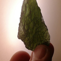 Moldavite - Mineral - Crystal - Healing Stone - Gift for Him - Gift For Her