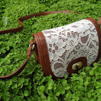 Lace Fresh Shoulder Bag