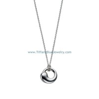 Find The Last Cheap Tiffany & Co Elsa Peretti Eternal Circle Pendant Necklace In Tiffanybluejewelry.com