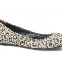 Brown Gisele Ballet Flats | TOMS.com
