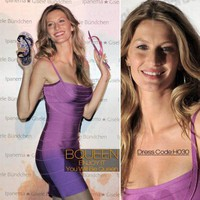 Gisele Bundchen in H030 Dress - Celebrity Dresses - Apparel
