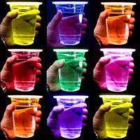 48 Glow Stick Party Cups (16-18 oz)