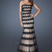 La Femme 18629 at Prom Dress Shop 