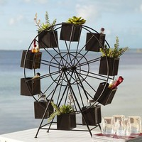 Ferris Wheel Planter