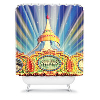 DENY Designs Home Accessories | Shannon Clark Carnival Cosmic Shower Curtain