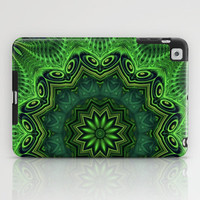 Harmony in Green iPad Case by Lyle Hatch | Society6